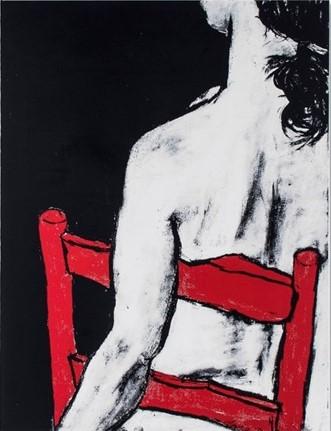 Le motif de la chaise dans l'art Segal_21