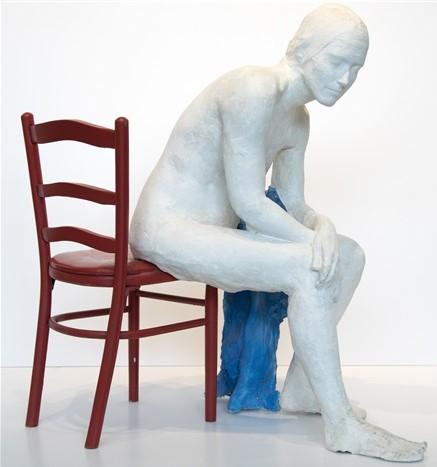 Le motif de la chaise dans l'art Segal_25