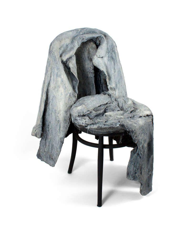 Le motif de la chaise dans l'art Segal_28