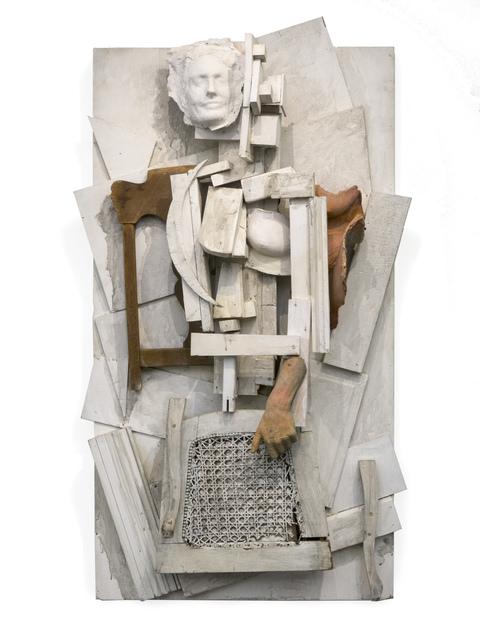 Le motif de la chaise dans l'art Segal_30
