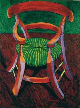 Le motif de la chaise dans l'art Unname12
