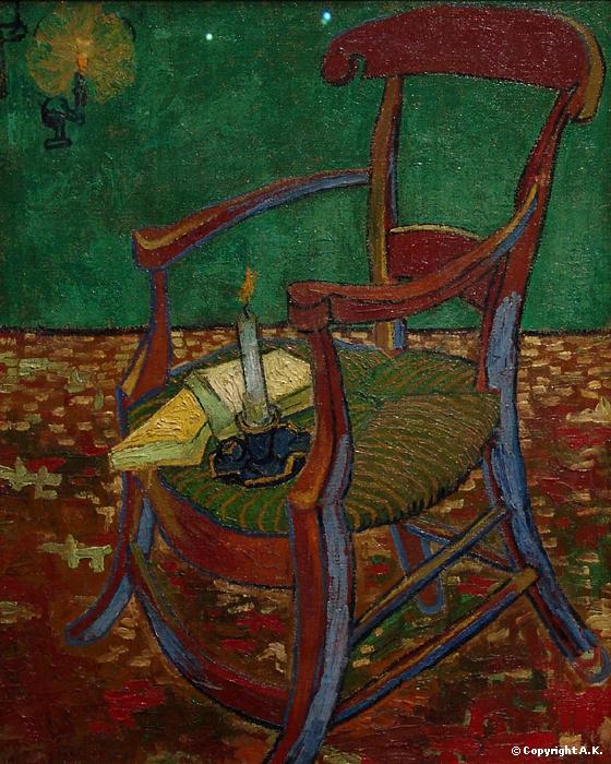 Le motif de la chaise dans l'art Van_go11