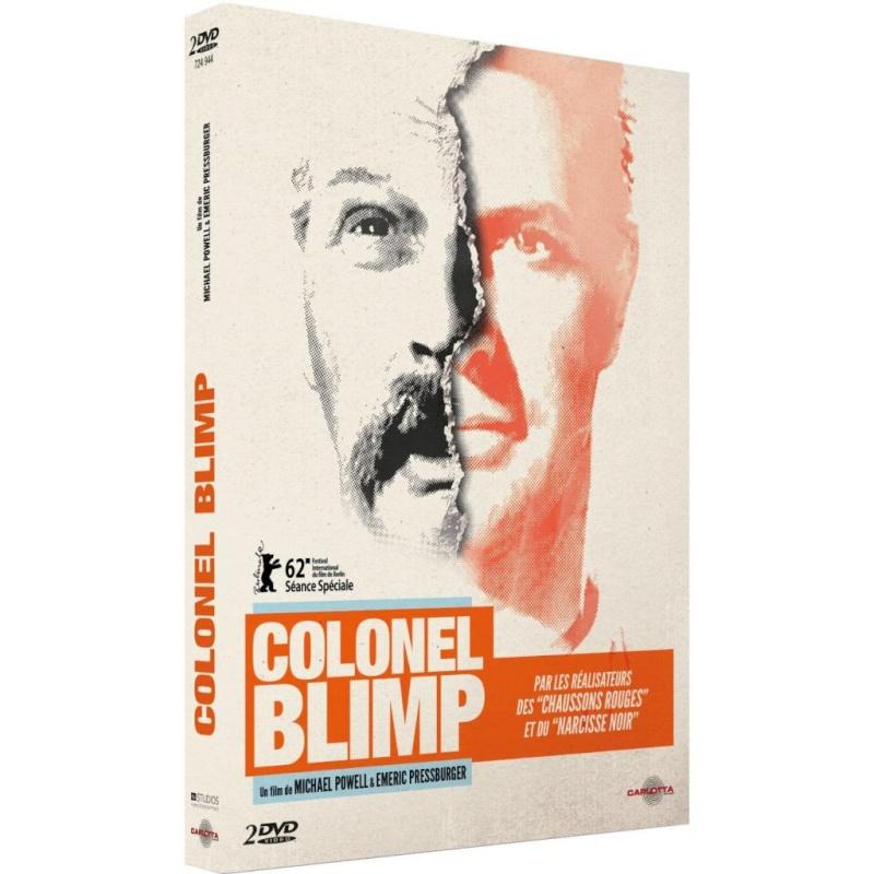 Colonel Blimp - The life and death of Colonel Blimp- 1943 - M Powell/ E Pressburger 81bmjv10