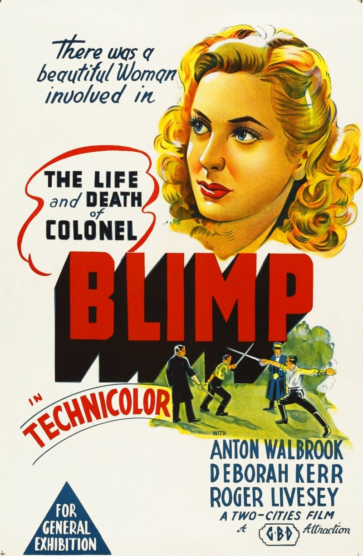 Colonel Blimp - The life and death of Colonel Blimp- 1943 - M Powell/ E Pressburger Colone10