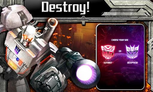 [Jeux mobile] Transformers - Fermé Unname12