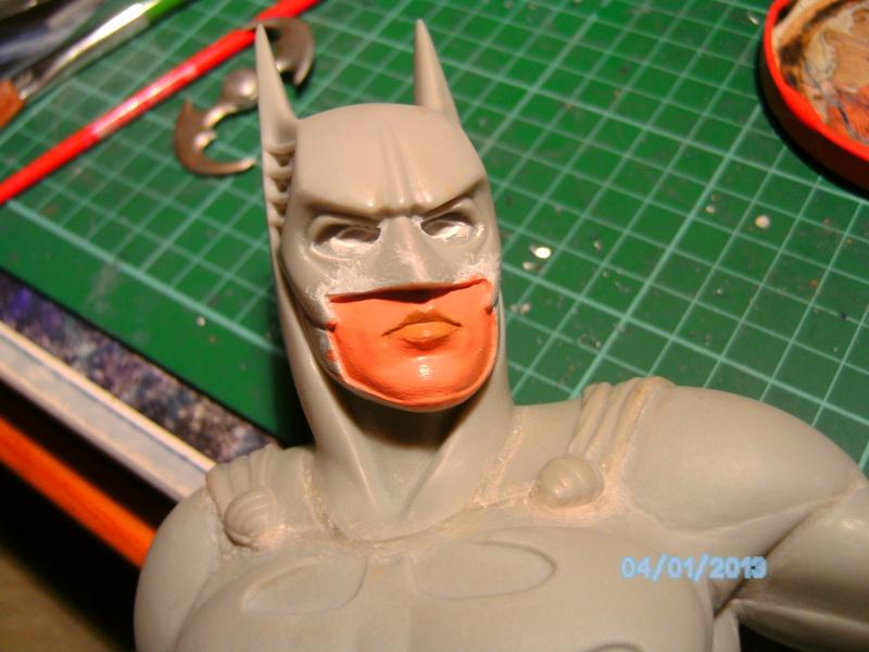 Batman aus Batman Forever von Revell 1:6 Pict0034