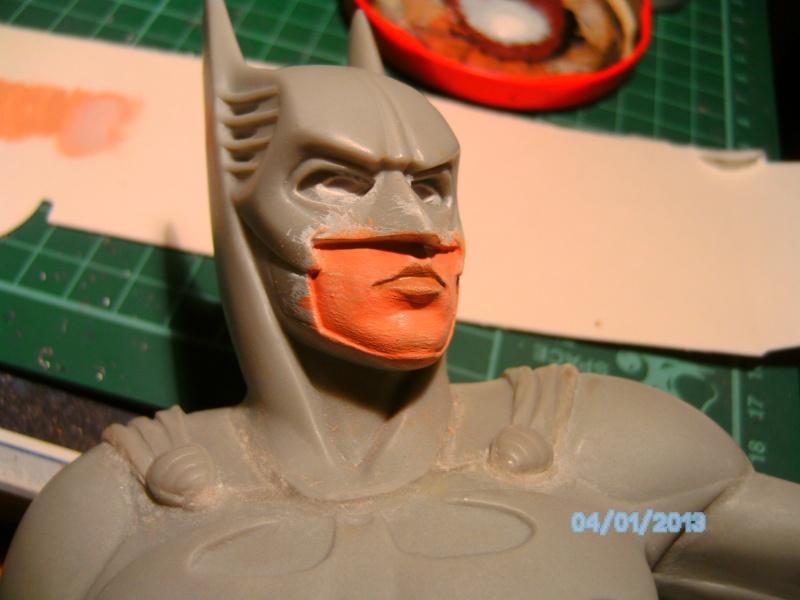 Batman aus Batman Forever von Revell 1:6 Pict0035