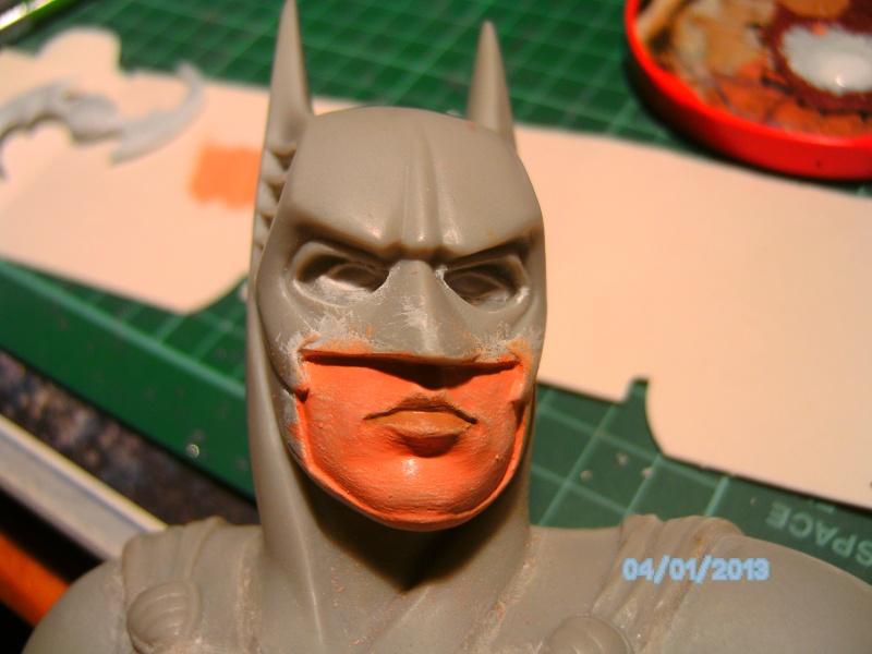 Batman aus Batman Forever von Revell 1:6 Pict0036