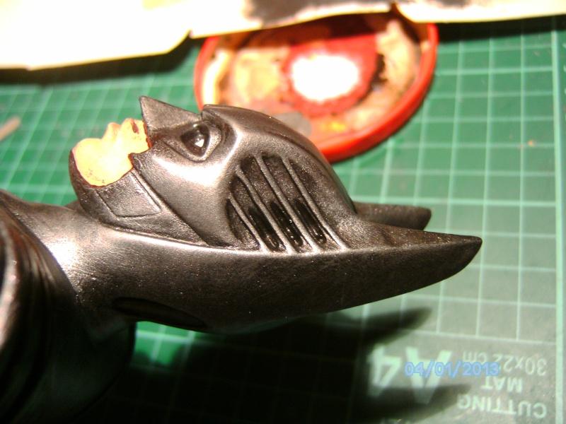 Batman aus Batman Forever von Revell 1:6 Pict0044