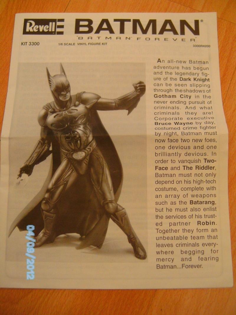 Batman aus Batman Forever von Revell 1:6 Pict1520
