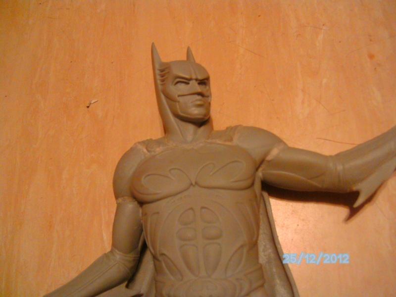 Batman aus Batman Forever von Revell 1:6 Pict2011