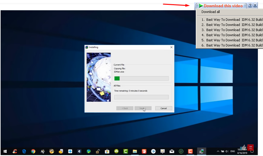 تفعيل وتحميل برنامج انترنت داونلود مانجر internet download manager 2020 14705-10