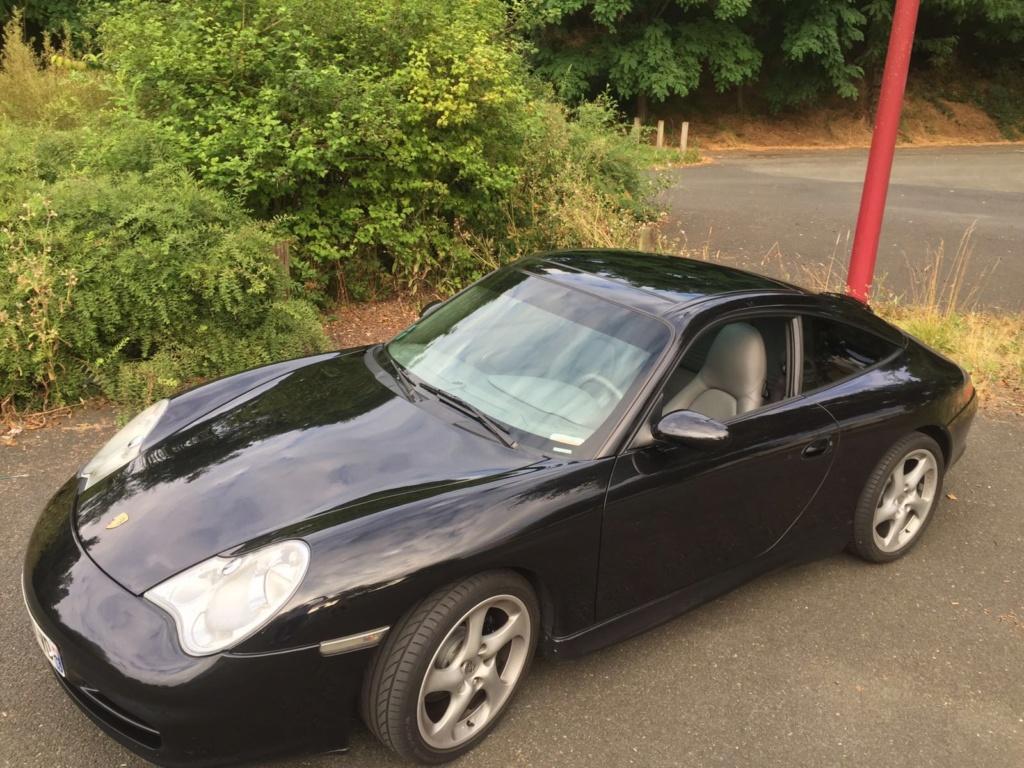 Vend Porsche 911 996 Targa 3.6 320cv TBE 2005 Img-2010