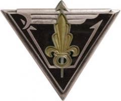 2ème Régiment Etranger de Parachutistes Insign16