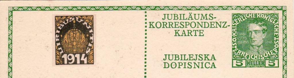 Jubiläumskarten Franz Joseph 1908/1914 Karte_13