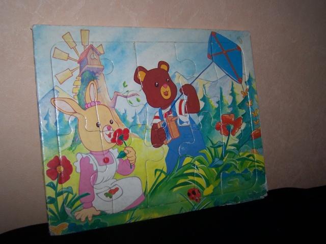 Petits Malins (les) et l'ours Gabby (Bandaï) 1986 - 1987 03010