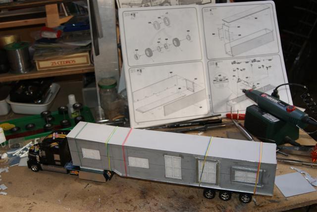 Présentation de ma nouvelle réalisation caravane de forain. Raa_en74