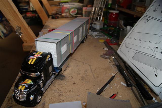Présentation de ma nouvelle réalisation caravane de forain. Raa_en76