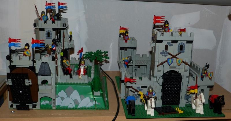 [LEGO] : MOYEN-AGE + liens 10310
