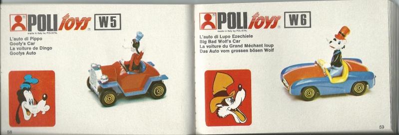 """Les """"petites voitures"""" à l'effigie des héros des années 80 Disney11"""