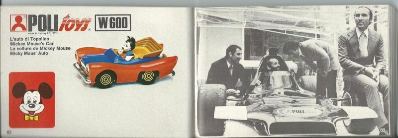 """Les """"petites voitures"""" à l'effigie des héros des années 80 Disney12"""