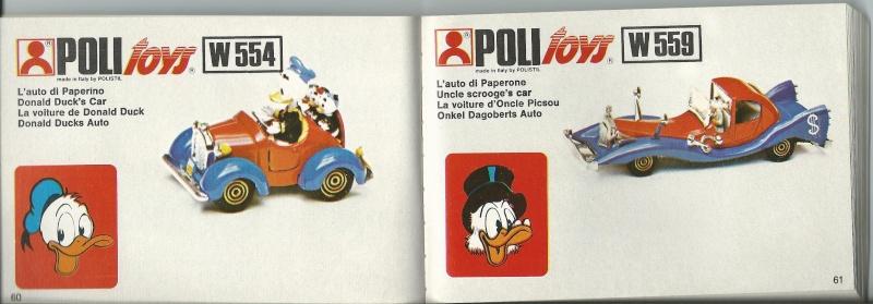 """Les """"petites voitures"""" à l'effigie des héros des années 80 Disney14"""