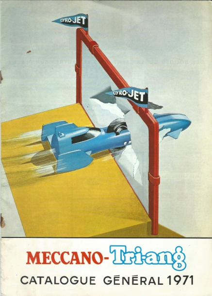 Cascadeurs Giro Jet et  Kenner SSP racers Gyro0110