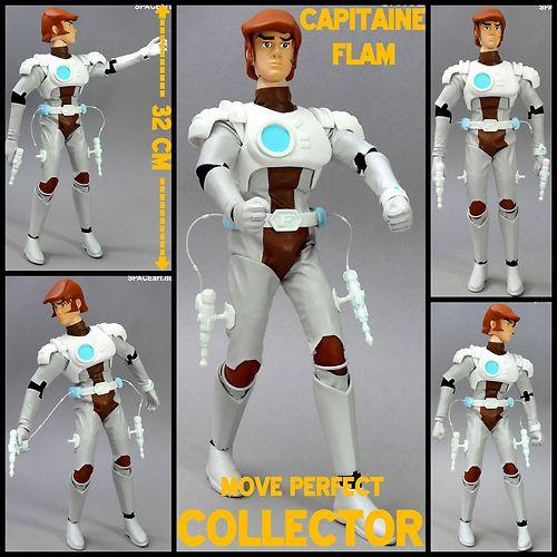 Les jouets CAPITAINE FLAM - Captain Future - Futuro  Kgrhqn10