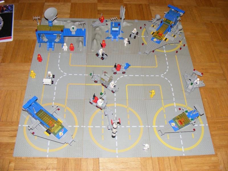 [LEGO] : ESPACE - SPACE Legosp10