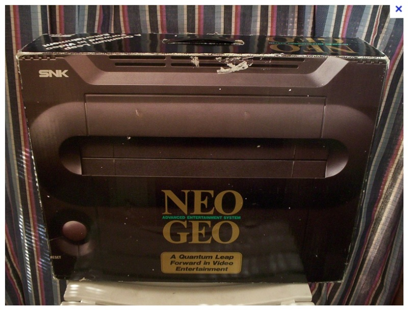 Le topic NEO-GEO NéoGéo - SNK Neo0310