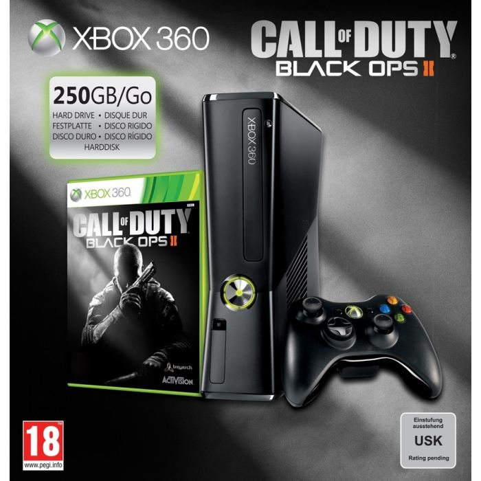Console MICROSOFT XBOX 360  - Page 4 Pack-x10