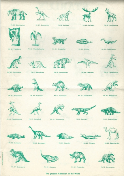 Les figurines Starlux : préhistoire, animaux, soldats etc... Starlu11