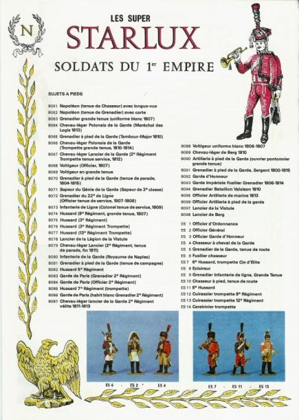 Les figurines Starlux : préhistoire, animaux, soldats etc... Starlu14