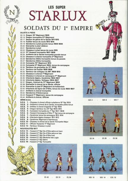 Les figurines Starlux : préhistoire, animaux, soldats etc... Starlu15