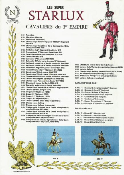 Les figurines Starlux : préhistoire, animaux, soldats etc... Starlu17
