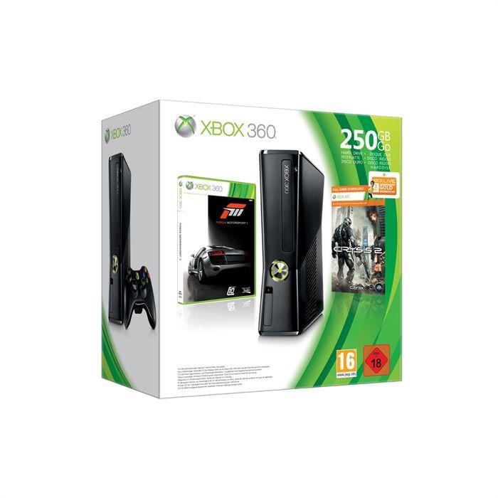 Console MICROSOFT XBOX 360  Xbox-311