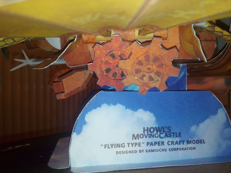 "Howl's Moving Castle ""Flying Type"" 03910"