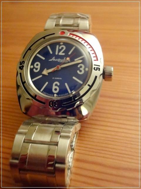 Vostok Amphibia 090 Dsc02711