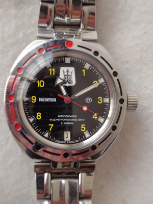 Vostok Amphibia 110 Dsc08110