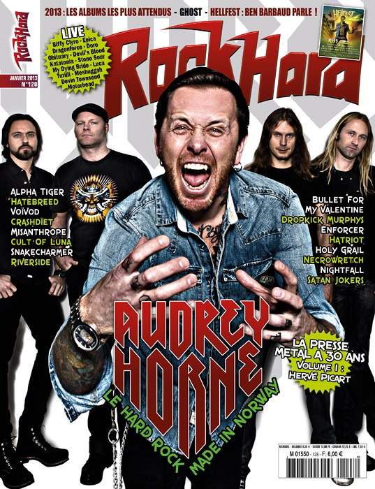 Rock Hard magazine - Page 2 54193611