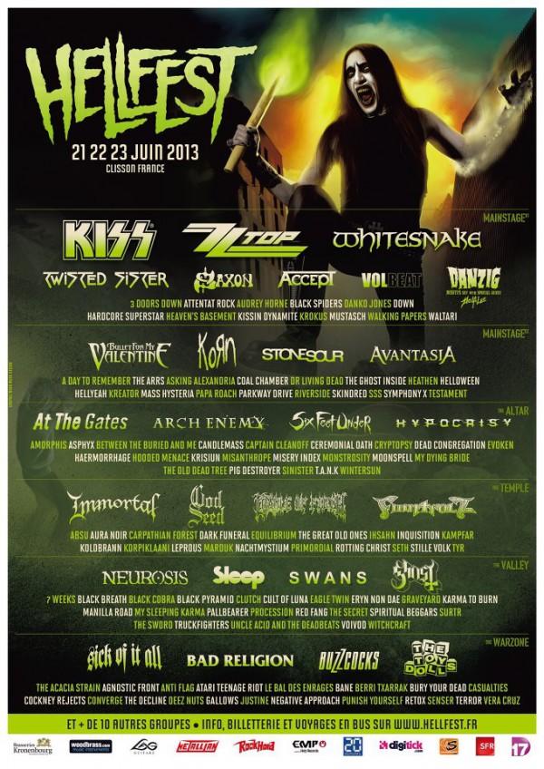 Hellfest 2013 - Page 2 614410