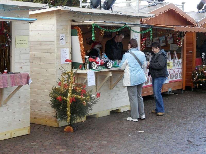 Marché de Noel de Kingersheim les 14/15/16 décembre 2012.... Pc160010