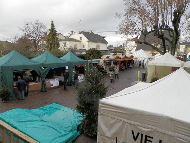 Marché de Noel de Kingersheim les 14/15/16 décembre 2012.... Pc160013