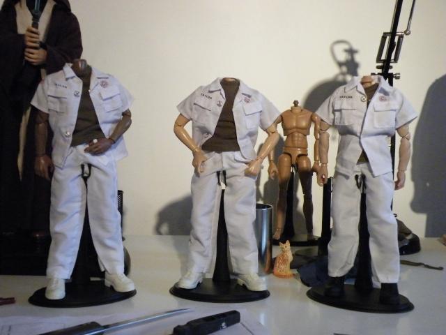 Alien - Nostromo Crew Dscf8910