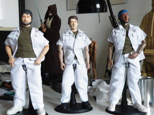 Alien - Nostromo Crew Dscf8913