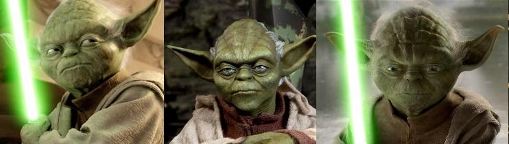 Yoda Jedi Master Sixth Scale Figure Yoda310