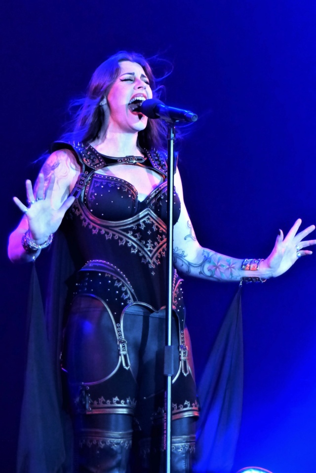 Nightwish à Paris le 10/11 P1030238