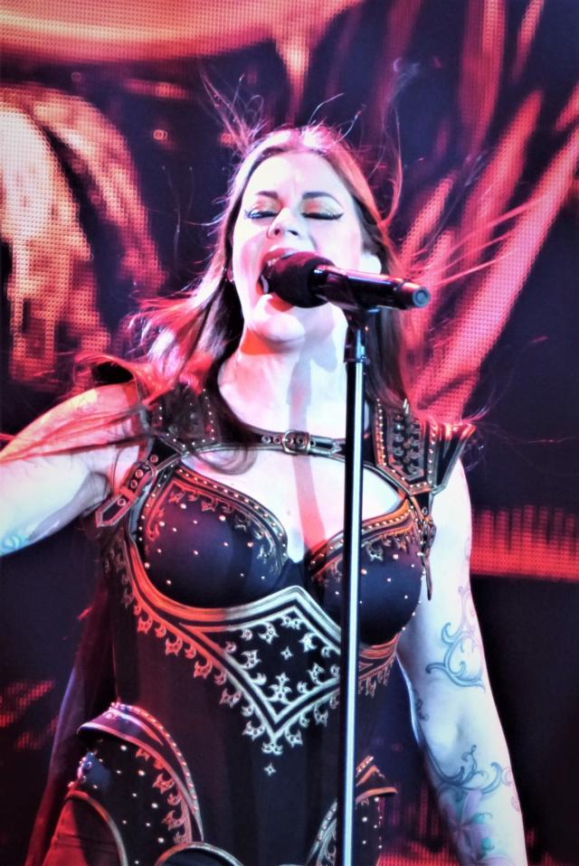 Nightwish à Paris le 10/11 P1030239