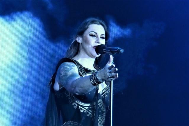 Nightwish à Paris le 10/11 P1030240