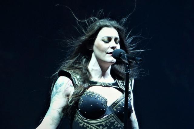 Nightwish à Paris le 10/11 P1030319